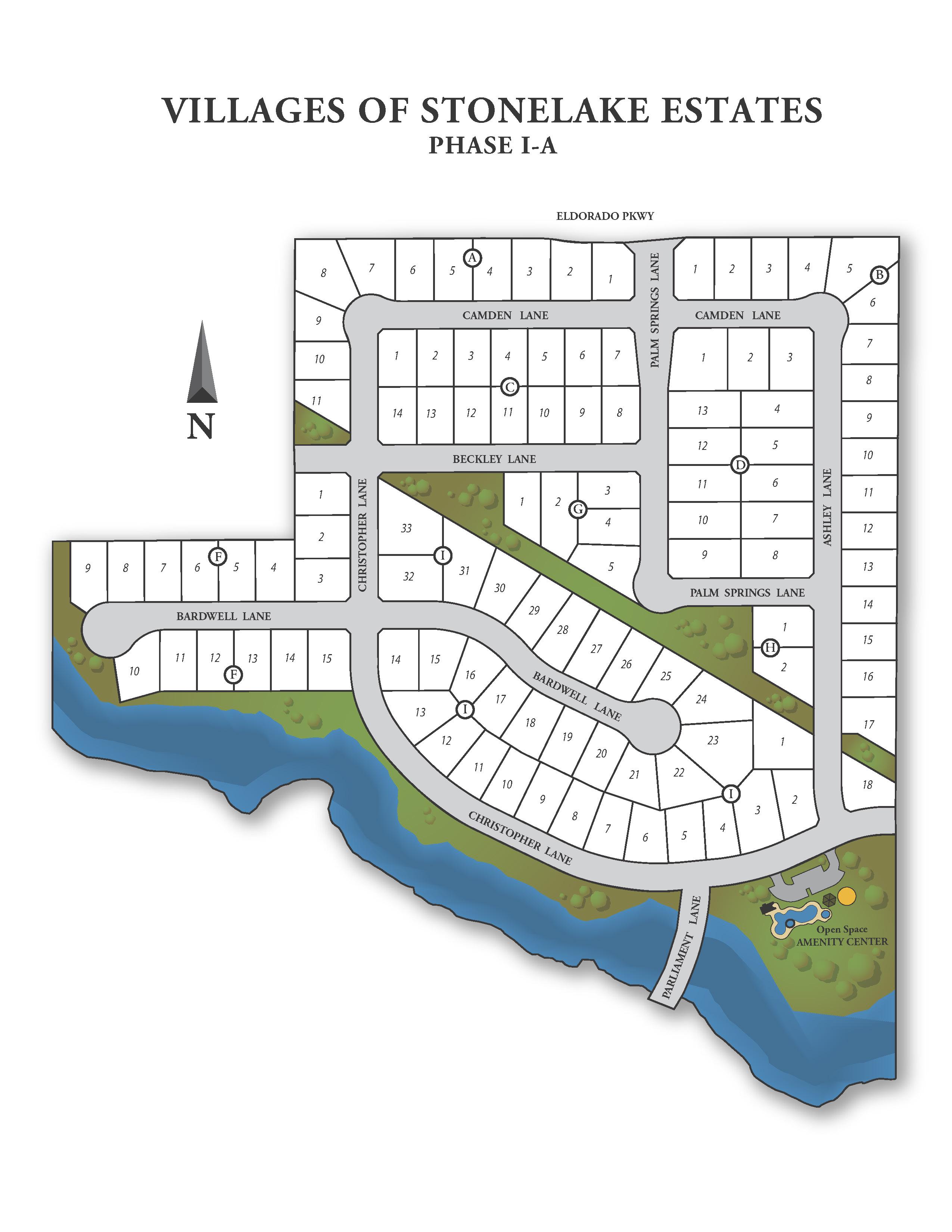 Villages of stonelake shaddock development company for Stone creek development