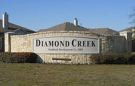 Diamond Creek Estates in Forney TX